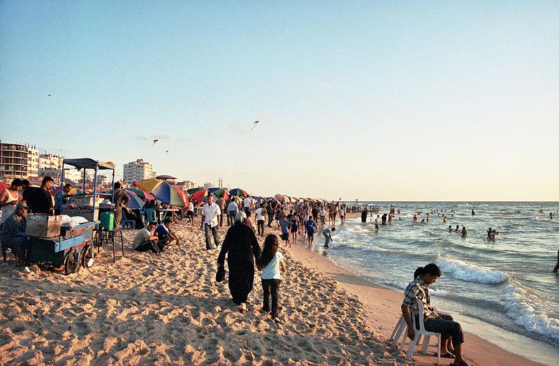 800px-Gaza_Beach