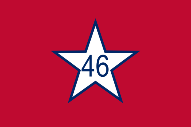 Oklahoma state flag 1911 ( public domain )