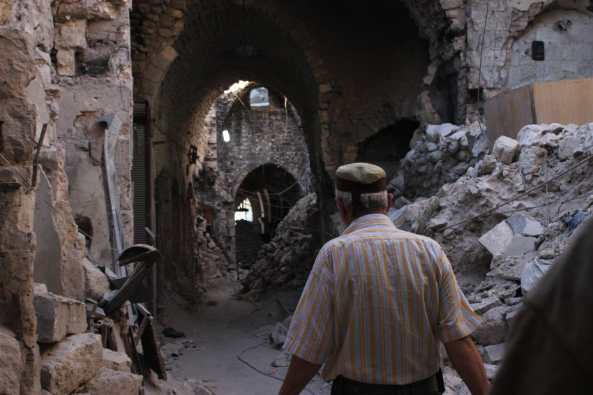 The Syrian Front: Waiting to Die inAleppo