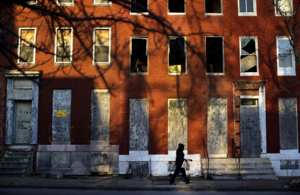 Baltimore, Maryland (AP Photo/Patrick Semansky)
