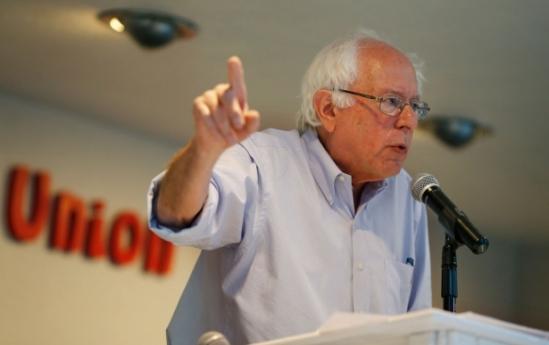 Senator Bernie Sanders (AP/ John Locher)