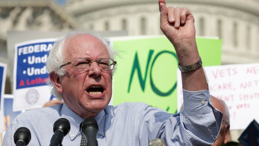 Sen. Bernie Sanders(Win McNamee/Getty Images)