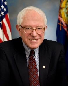 """Bernie Sanders"" by United States Congress - http://sanders.senate.gov/. Licensed under Public Domain via Wikimedia Commons."