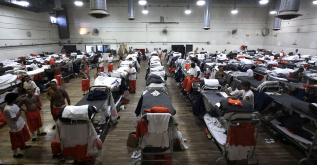 FBI statistics confirm a dramatic decline in violent crimes since 1991, yet the number of prisoners has doubled over approximately the same period. It's but one sign of a deeply troubling decline. (Photo: PRCJ/file)
