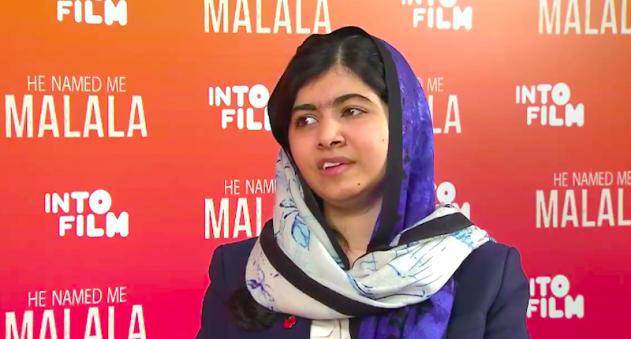 Malala Yousafzai (Facebook)