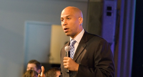 United States Senator Cory Booker (Tris Hussey/Flickr)