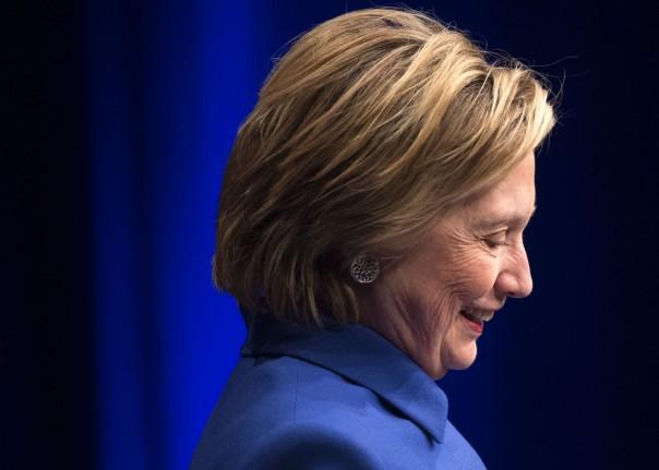 Hillary Clinton (Nikki Kahn/The Washington Post)